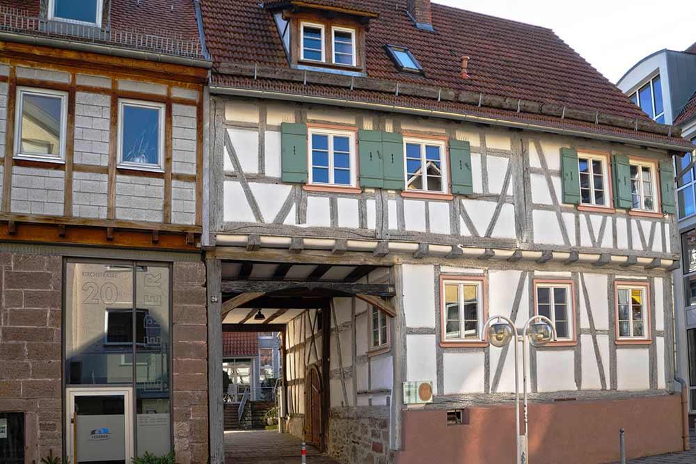 Rebmannhaus
