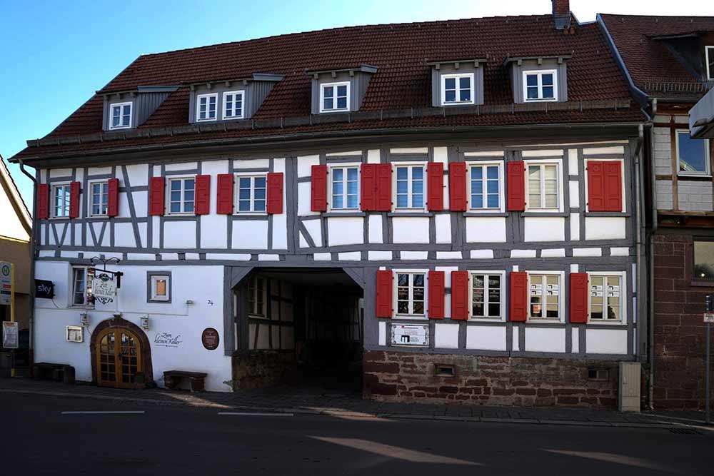 Weingärtner Doppelhaus