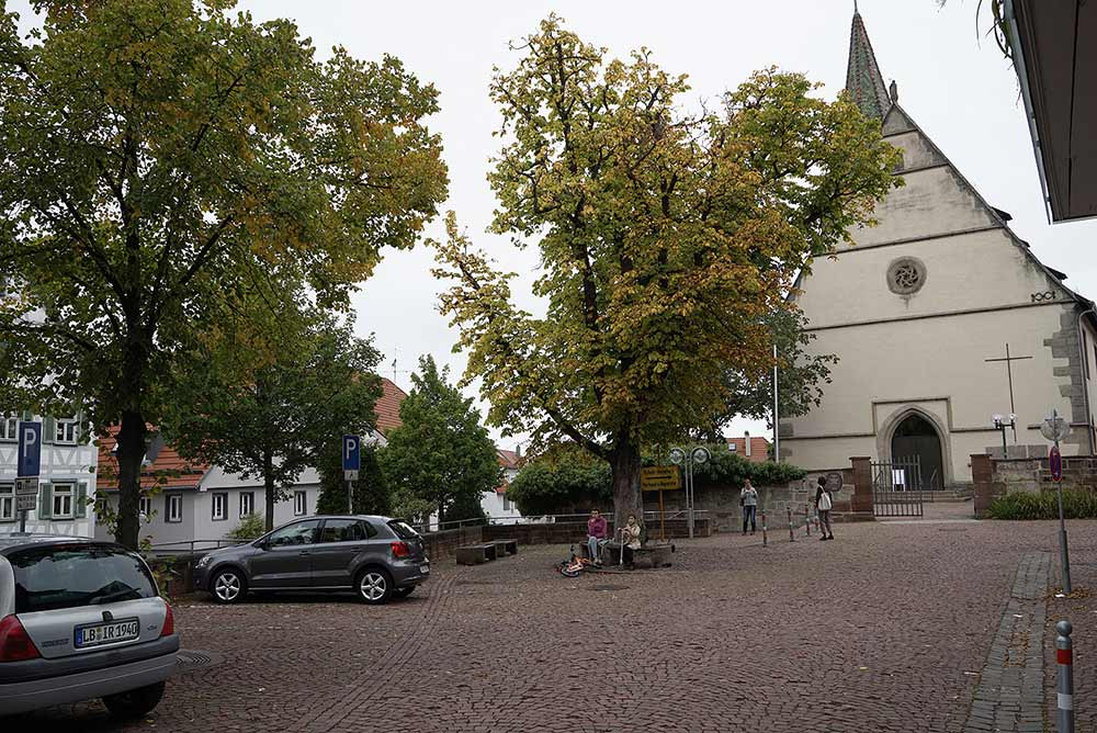Kelterplatz