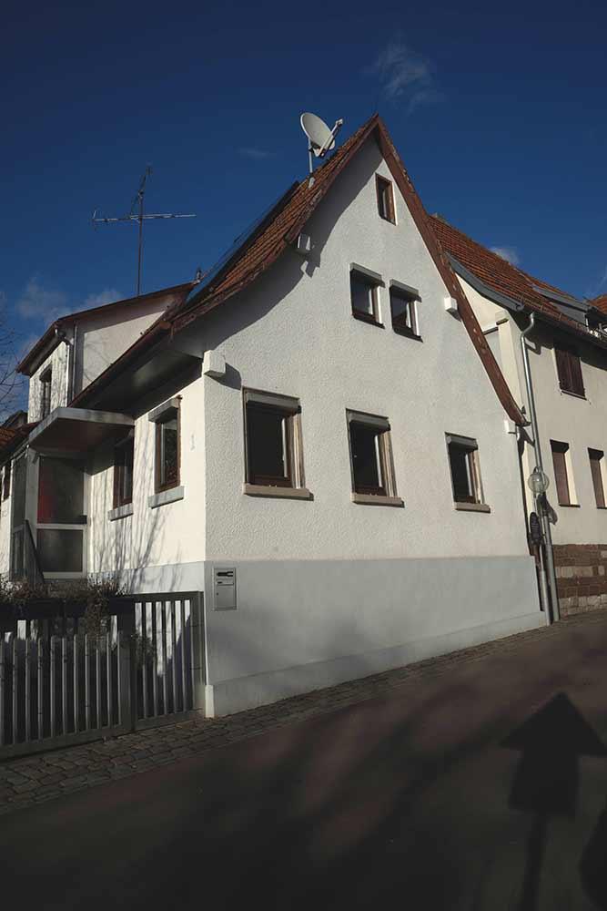 Wohnhaus H. Keil