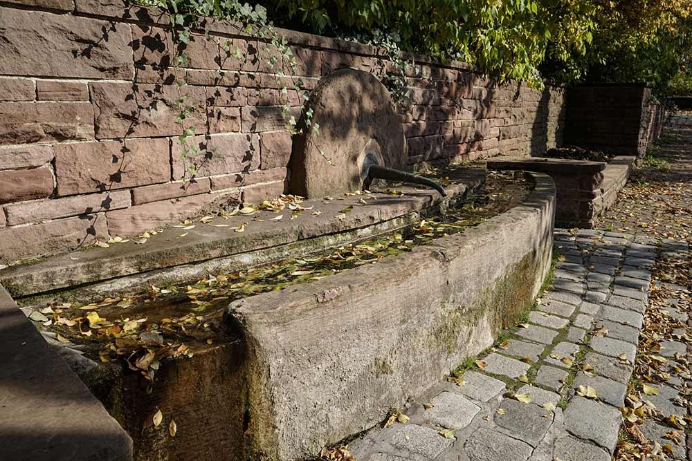 Mahltrogbrunnen