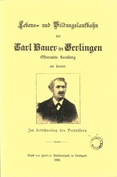 Carl Bauer in Gerlingen