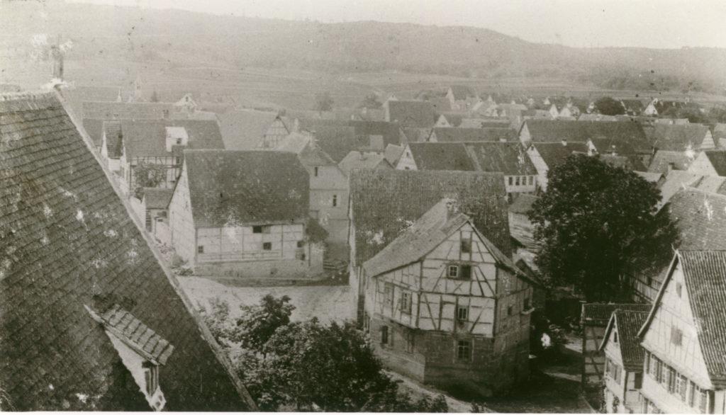 Blick vom Kirchturm Dreher