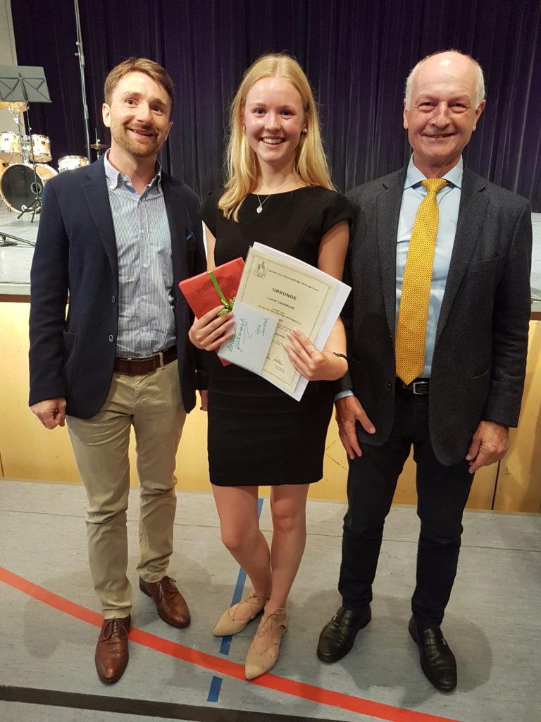 Abitur-Preis Geschichte