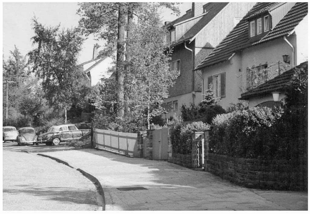 Bopserwaldstr 1962