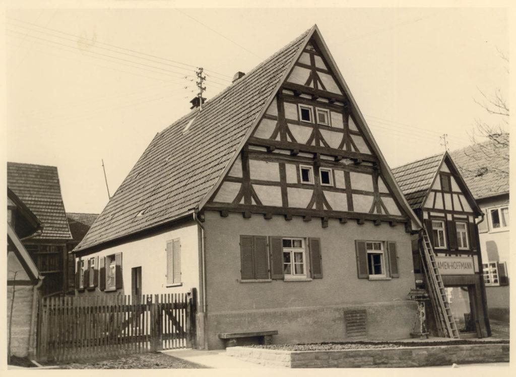 Hauptstr. 76 Hofanlage Wagner August