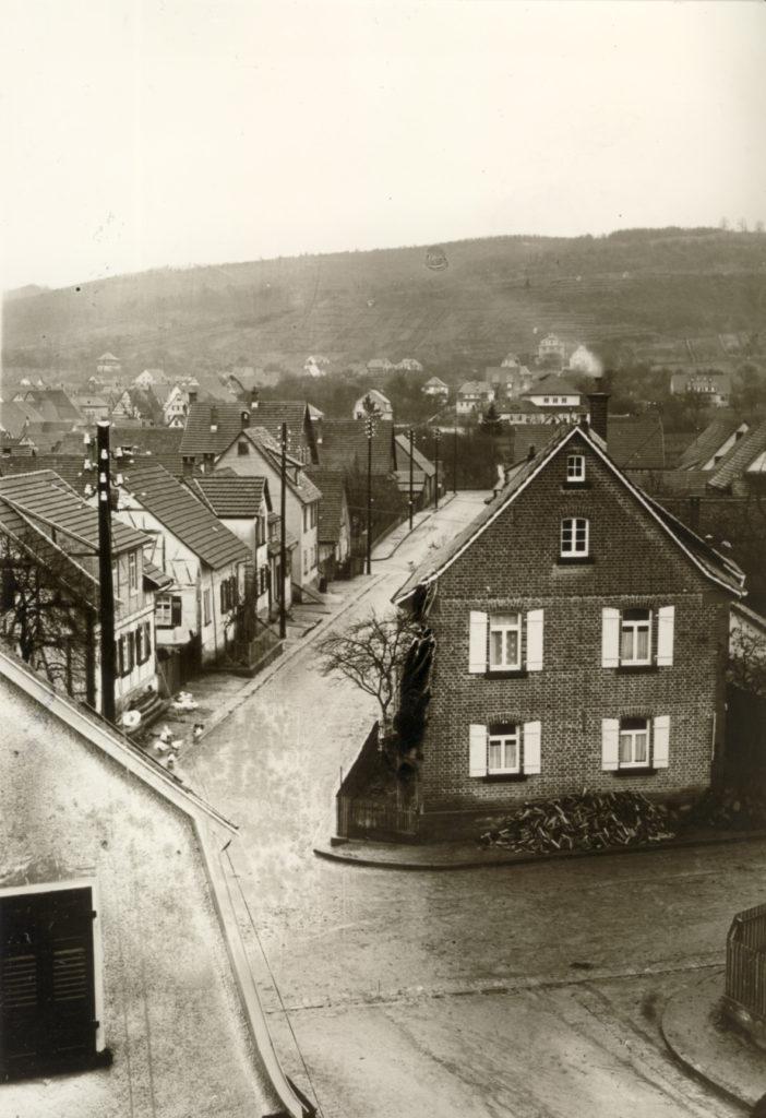 Meterstr. 19 um 1925