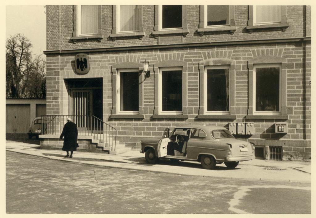 Postamt Ditzingerstr. 1 1960