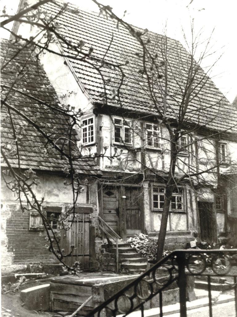 Untere Bergstr. 1 um 1949