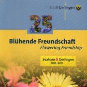 Seaham - Gerlingen: Blühende Freundschaft