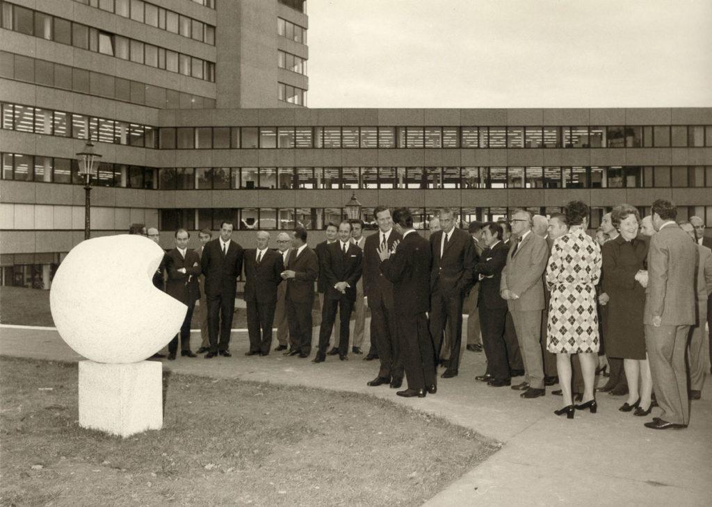 Bosch Gemeinderat Schillerhöhe 1970