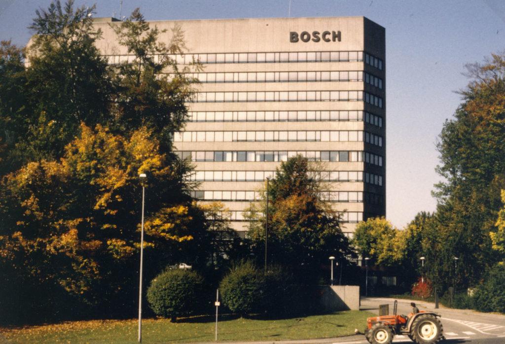Bosch Schillerhöhe Verwaltungsgebäude