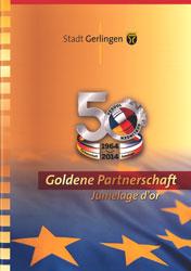 Stadt Gerlingen - Goldene Partnerschaft